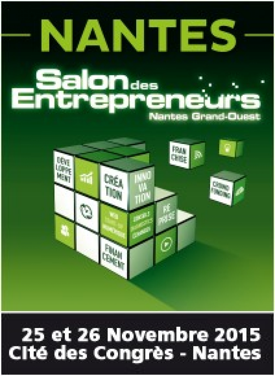 gu no cr ation graphiste free lance nantes 8e salon des entrepreneurs. Black Bedroom Furniture Sets. Home Design Ideas
