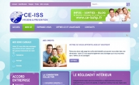 Site intranet CE de ISS H&P