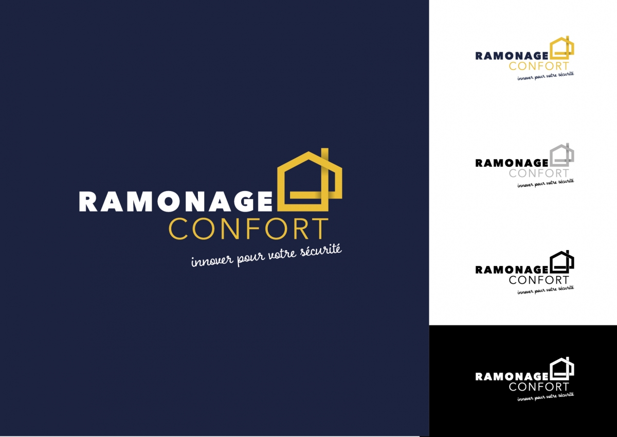 Logo Ramonage Confort