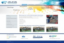 Site web de Alcia GC